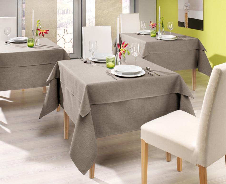 Tischwäsche farbig - LINO - Zollner Hotelwäsche