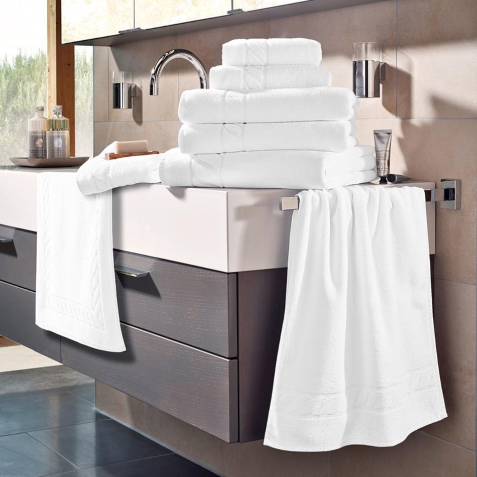 frottierw sche wei plana zollner hotelw sche. Black Bedroom Furniture Sets. Home Design Ideas