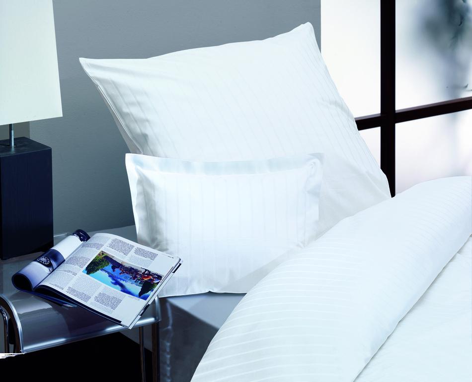 Bettwäsche Weiß Stella Zollner Hotelwäsche