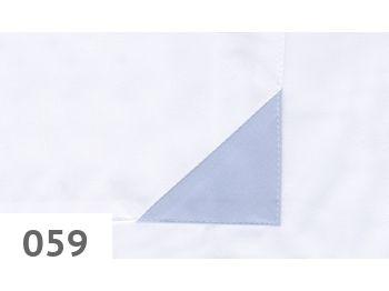 059 - white/add. light blue
