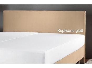 KOPFWAND-KUNSTLEDER GLATT