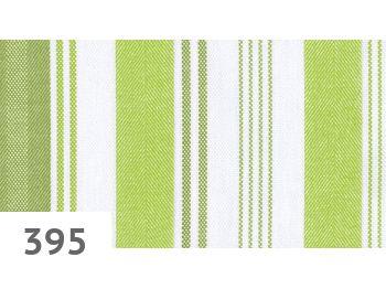 395 - grün-gestreift