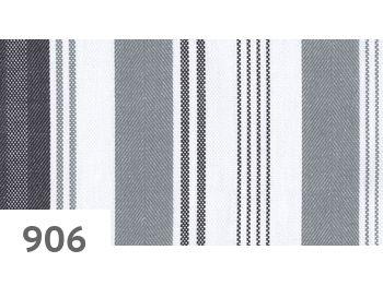 906 - grau-gestreift