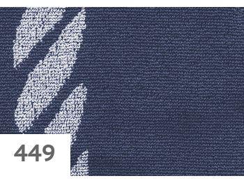 449 - marine-weiß