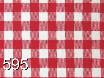 595 - red-white checked