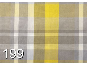199 - yellow checked