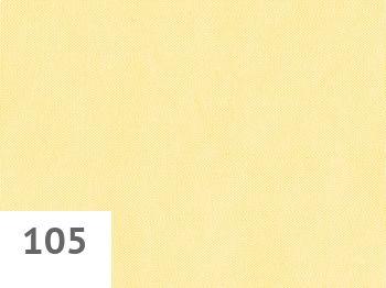 105 - light yellow